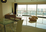 4BR luxury apartment stunning Huangpu River view
