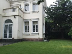Elegant Garden Villa in Hongqiao near Shanghai Zoo and Hongqi