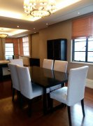 Luxury 4 bed apartment in Huaihai rd w/ wall heating & privat