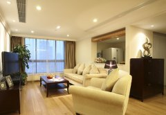 3.5BR Service Apartment near Jing'an Temple