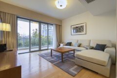2BR service apartment at Century Park, Pudong