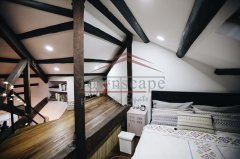 Superb 2BR Lane House for Rent in French Concession