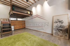 Renovated 1BR Lane House in French Concession