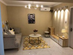 Stylish 2BR Apartment for Rent in Jingan District