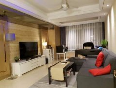 Elegantly fitted 2BR Service Apartment in West Nanjing Rd