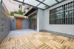 Superb 2BR Apartment with Yard in former French Concession