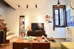 Renovated 1BR Lane House in former French Concession