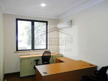 Fully furnished office 320sqm with 500sqm garden