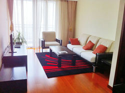 Apartment for rent in Yanlord town in Pudong