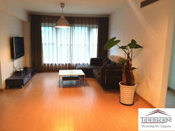 Well furnished and brigth apartment in Eight Park Avenue for