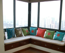 Fully furnished high floor apartment for rent near Peoples Sq