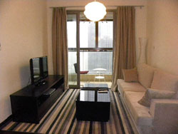 Cozy stylish made apartment for rent in Gubei
