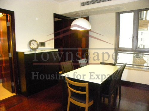 rent flat in hongqiao Cozy stylish made apartment for rent in Gubei