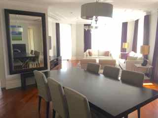 quality rental shanghai High floor luxury apartment for rent in Shama Luxe Huashan