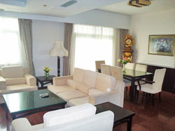 Fully furnished apartment for rent in Jingan Temple area