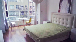 Renovated and bright apartment for rent in Xujiahui