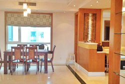 High floor and nice view apartment for rent in Xujiahui
