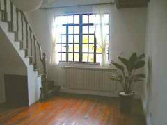Lovely old apartment for rent in French Concession
