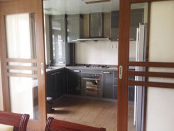 Floor heated renovated apartment for rent in Ladoll - Shangha