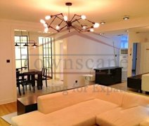 Light, modern apartment for rent in French Concession