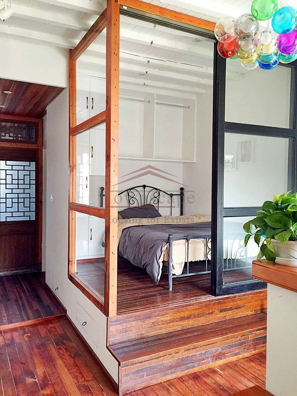 Gorgeous 1 BR Lane House in Shanghai French Concession