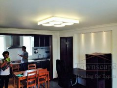 Shanghai 1 bedroom for rent Newly renovated 1br apt for rent on Huaihai Rd
