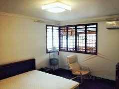 shanghai wohnung Newly renovated 1br apt for rent on Huaihai Rd