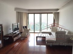 jingan apartment for rent Ample 3 Bed Apartment for rent in Central Residence