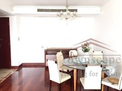 3 bedrooms apartment shanghai Ample 3 Bed Apartment for rent in Central Residence