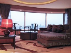 Lujiazui apartment High floor 5 Bed Apartment in Shimao Riviera Garden