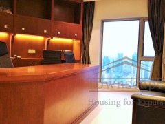 pudong financial district apartment High floor 5 Bed Apartment in Shimao Riviera Garden