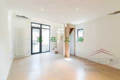 shanghai townhouse Luxurious Lane House for Rent in center of French Concession