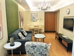 Shanghai apartment for rent Fantastic 1BR Apt for Rent at One Park Avenue