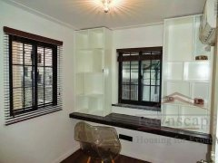 south shanxi road rent Artsy 3BR Lane House for Rent w/ floor heating near iapm