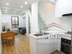 Shanghai lane house Modernized wonderful townhouse w/ 2BR and terrace @prime location