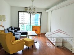 sinan88 apartment Tastefully designed high floor 3BR Apartment for Rent near Xintiandi