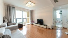 Shanghai apartment for rent Fantastic 3BR Sunny Apartment, well-priced in Jingan