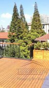 Shanghai house with terrace Perfectly maintained 5BR Lane House on Yuyuan Road in Jingan