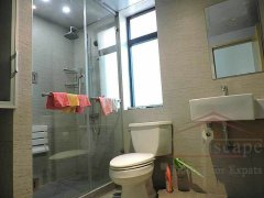 Shanghai 2br apartment Sunny 2BR Apartment with floor heating in Grand Plaza Shanghai