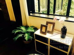 Shanghai renovated apartment Cozy 2 bed apartment for rent in old house on Changle Road