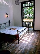 sunny apartment in shanghai huangpu Renovated 1BR Old Apartment w/ balcony near the Bund