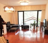 Shanghai luxury rentals Exquisite 2BR Apartment with Terrace in Casa Lakeville