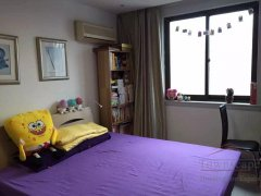 Pudong apartment for rent Great Value: Homey high-floor 2 bedroom apartment for Rent in Lujiazui