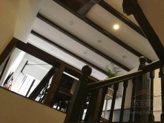 Shanghai apartment for rent 2BR Duplex Lane House for rent on Fenyang Rd / M Fuxing Rd