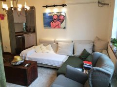 Shanghai apartment for rent Modernized 2BR Lane House apartment for rent at Huashan Rd/Xingguo Rd