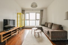 Shanghai apartment for rent Modernized 2BR Apartment for rent in Eight Park Avenue, Clubhouse fee included