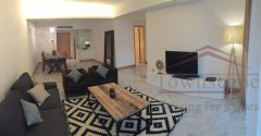 Shanghai apartment for rent Modern 3BR Apartment for rent in Top Class Jingan Four Seasons