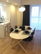 Modernized 3+1BR Apartment for rent in The Edifice nr Line 2 and 11