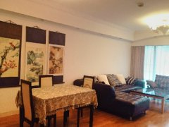 Sunny 3BR Apartment for rent near Jiangsu Rd Metro