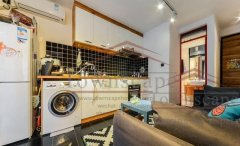Shanghai lane house Well designed 1BR Lane House w/ Patio on Wuyuan Rd
